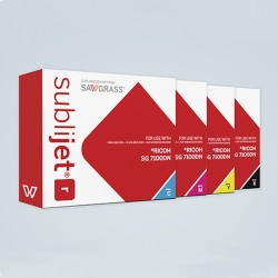 TINTA SUBLIJET R (SG7100) CARTUCHO 68 ml.