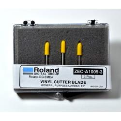 KIT 3 CUCHILLAS ROLAND STANDARD ZEC-A1005