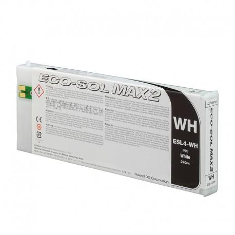 TINTA ROLAND ECOSOLMAX 2 WHITE
