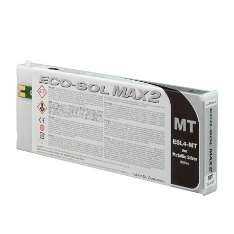 TINTA ROLAND ECOSOLMAX 2 METALLIC