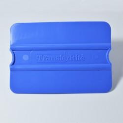 ESPATULA APLICACION PLASTICO AZUL TRANSFERRITE 10 cm