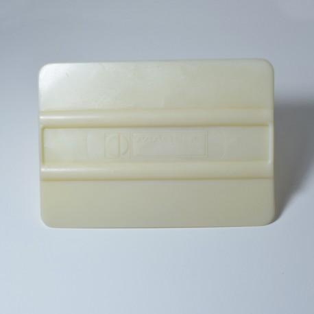 ESPATULA APLICACION PLASTICO BLANCA MACTAC 10 cm