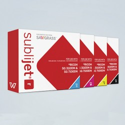 TINTA SUBLIJET R (SG3110-SG7100) CARTUCHO 29 ml.