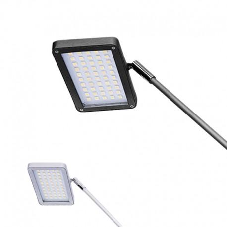 FOCOS - LED negro 12W