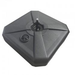 Base rellenable square 25 lt