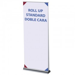 ROLL UP STANDARD DOBLE CARA