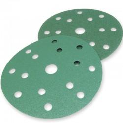 Discos Velcro 15H. Ø150mm.