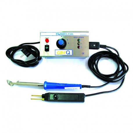 Kit Reparador y Soldador de Plásticos Flash-Fix