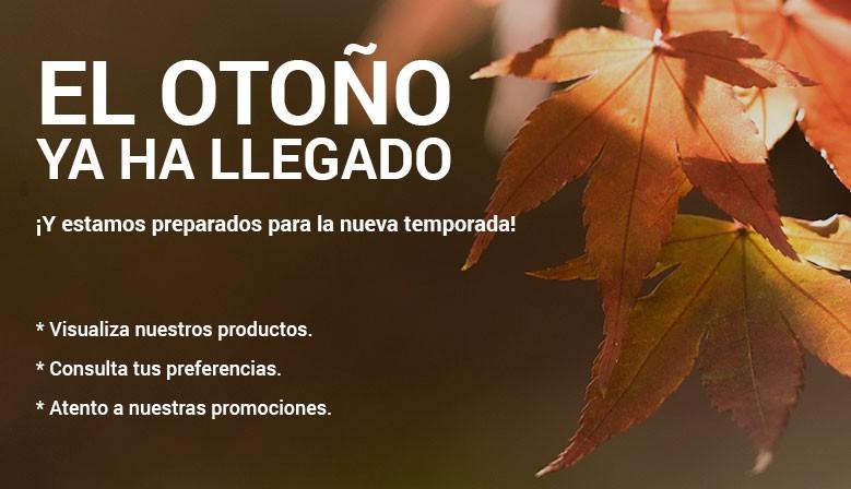Ya es otoño